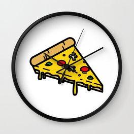 Pizza! Wall Clock