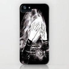 Sarah iPhone (5, 5s) Slim Case
