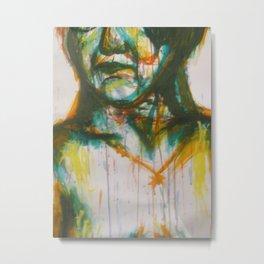 Loose painting Metal Print
