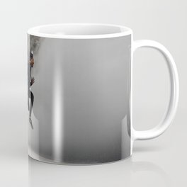 Magnetic Levitation - Power Mountain by GEN Z Coffee Mug