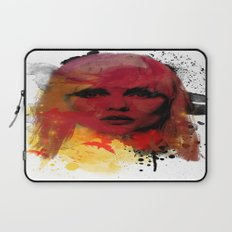 Debbie Harry - Blondie Laptop Sleeve