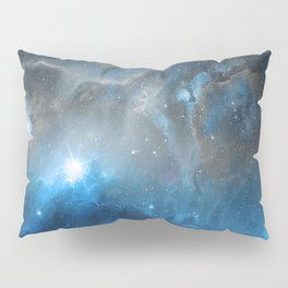 Ice, Dust and a Billion of Stars Pillow Sham