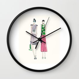 Summerize  Wall Clock