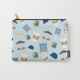 Gilmore Collage Carry-All Pouch