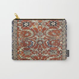 Mahal Arak West Persian Rug Print Carry-All Pouch