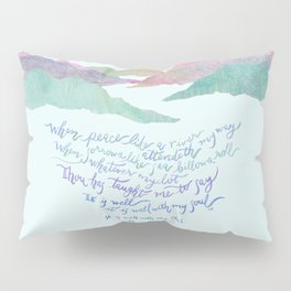 It Is Well With My Soul-Hymn Pillow Sham