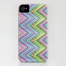 Intuition Chevron iPhone (4, 4s) Slim Case