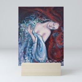 Sleeping Beauty by Kim Marshall Mini Art Print