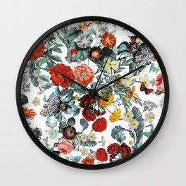 Summer is coming II Wall Clock