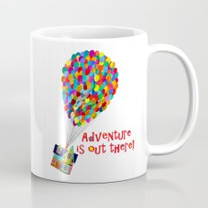 Up! Adventure is Out There! Mug