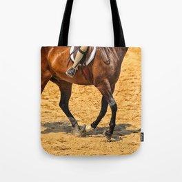 Horse Gallop Tote Bag