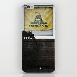 Tread Lightly iPhone Skin