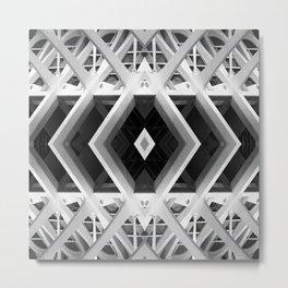 Architectural Fantasies 2 Metal Print