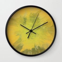 FOG IV - Summer fields Wall Clock