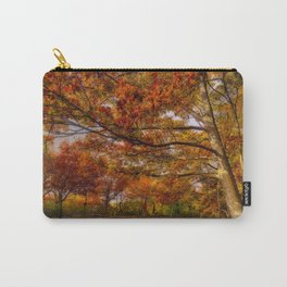 Fall Road,Chestnut Hill, Massachusetts Carry-All Pouch