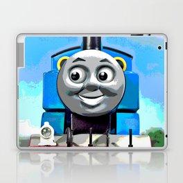 Thomas Has A Smile Laptop & iPad Skin