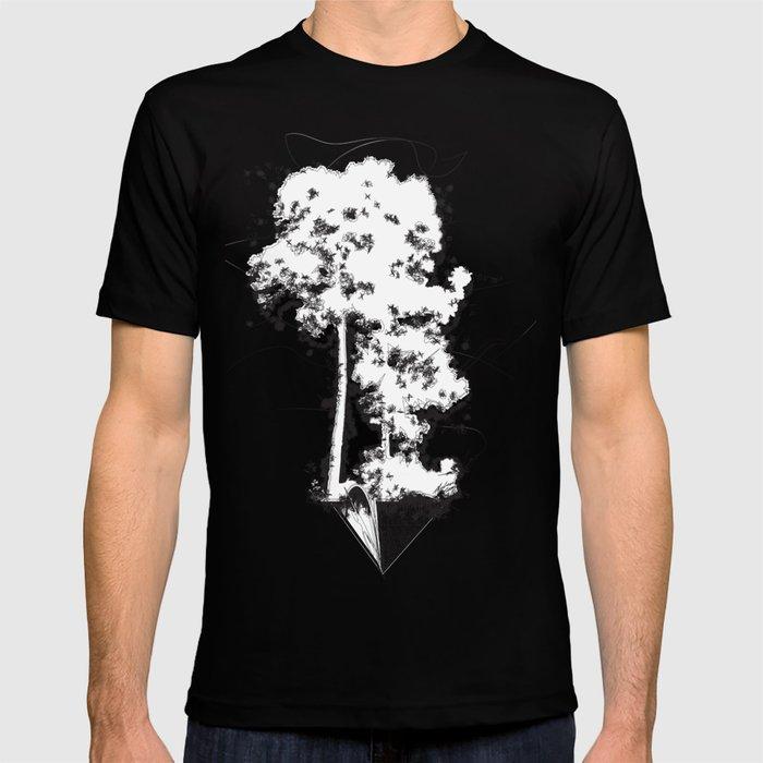 """Uproot & Float"" T-shirt"