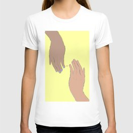 Yearn to Touch T-shirt