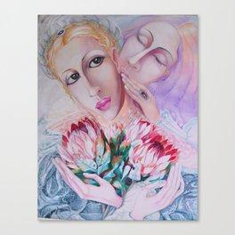 Kings Gift Canvas Print