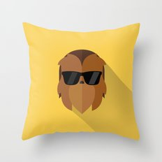 The summer is magic Throw Pillow