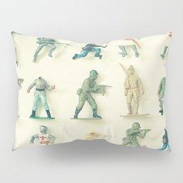Broken Army Pillow Sham
