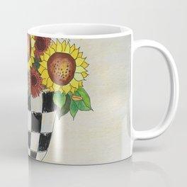 Sunflower Tea Coffee Mug