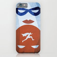 Nightly patrol Superheroes SF iPhone 6s Slim Case