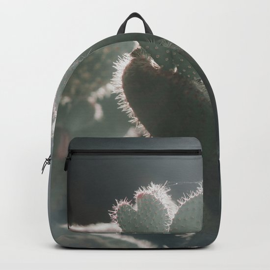 cactus hearts Backpack