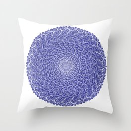 H2Ommmmmmm Throw Pillow