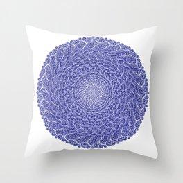 H2Ommmmmmm Throw Pillow