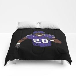 Adrian peterson Comforters