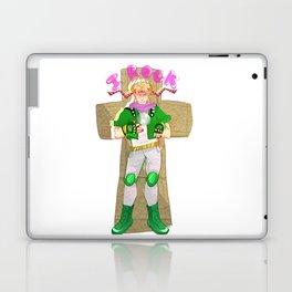 Caesar Zeppeli Rocks!!!1!! Laptop & iPad Skin