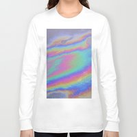 holographic Long Sleeve T-shirts featuring Holographic by Nestor2