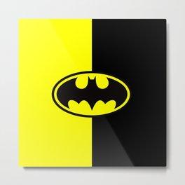 bat man Metal Print