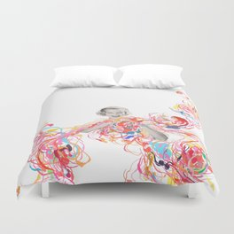 The perfect combination Duvet Cover