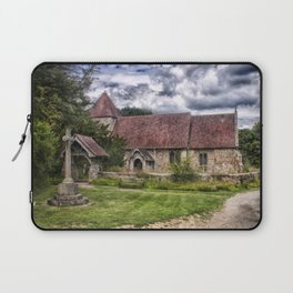 East Chiltington Church Laptop Sleeve