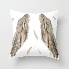 Air element Throw Pillow