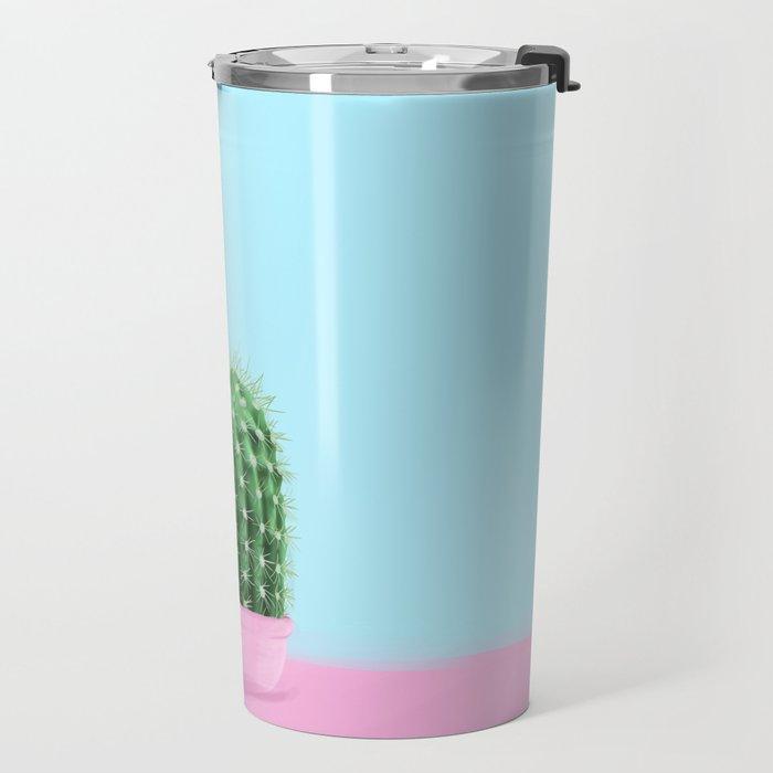 Cactus Flower Serie 1 Travel Mug