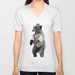 Fancy Bear Unisex V-Neck