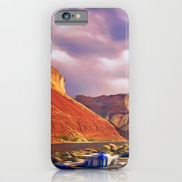 Grand Canyon Light iPhone Case