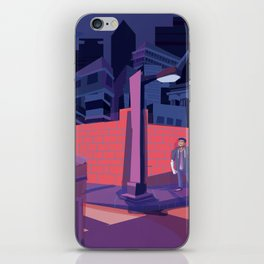 Federal City Lonely in the Night iPhone Skin