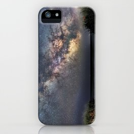 Sea of Stars at the beach iPhone Case