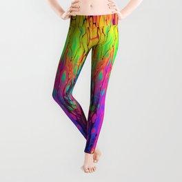 Rainbow Swipe Leggings