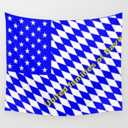 United families of Bavaria ... Wall Tapestry