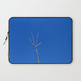 Tree Reaches for the Sky, with a Bony Hand Laptop Sleeve