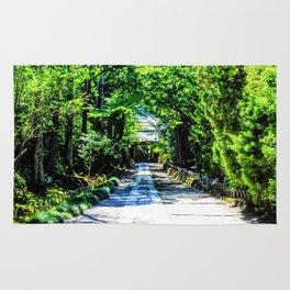 Forest Journey Rug