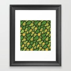 Avoavo-cadocado! Framed Art Print