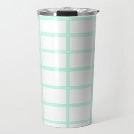 boxy mint Travel Mug