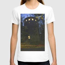 Water Tower in Volunteer Park T-shirt