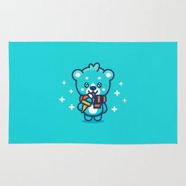 Ice Cream Bear Rug
